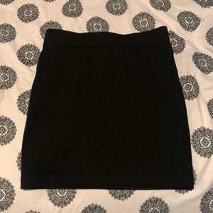 Plain tube skirt